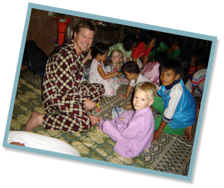 Big or small each homestay has a warm close family feeling and is great for families with children travelling in Borneo